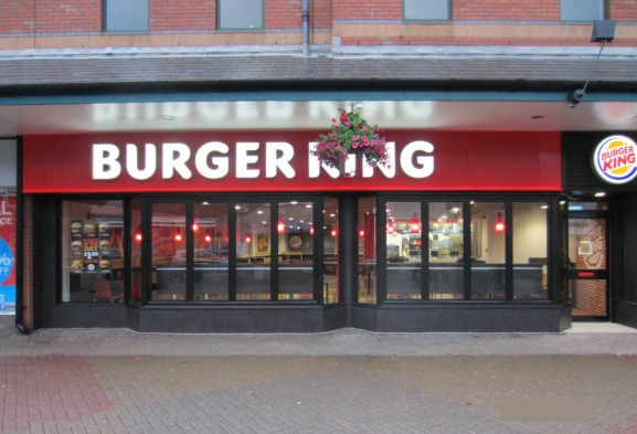 burger king franchise